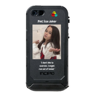 Carcasa De Iphone 5 Incipio Atlas Id Diseño del comodín del tamaño de la pinta: