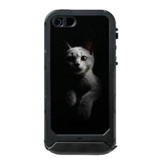 Carcasa De Iphone 5 Incipio Atlas Id Retrato del gato