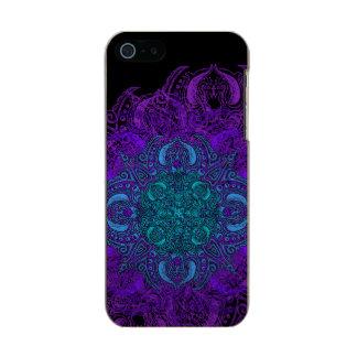 Carcasa De Iphone 5 Incipio Feather Shine Fleur de Swirl