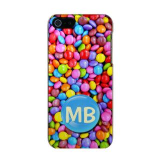 Carcasa De Iphone 5 Incipio Feather Shine Los caramelos coloridos personalizan la foto