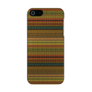 Carcasa De Iphone 5 Incipio Feather Shine Modelo azteca tribal del vintage