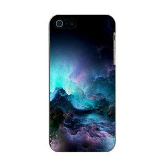 Carcasa De Iphone 5 Incipio Feather Shine Océano tempestuoso irreal