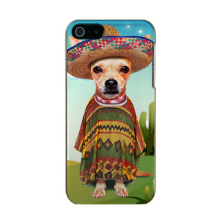 Carcasa De Iphone 5 Incipio Feather Shine Perro mexicano, chihuahua