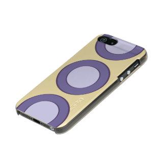 Carcasa De Iphone 5 Incipio Feather Shine Punto de la lila