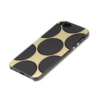 Carcasa De Iphone 5 Incipio Feather Shine Punto gris oscuro