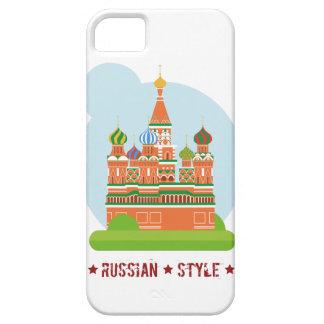 Carcasa de móvil Russian Style