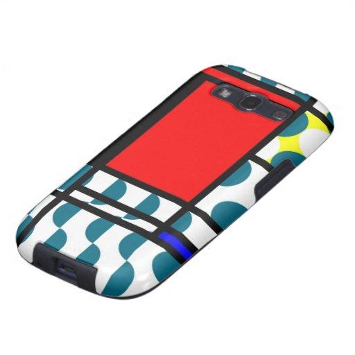 Carcasa Galaxy S3 Arte retro Galaxy S3 Cobertura