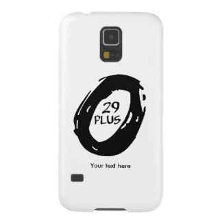 Carcasa Galaxy S5 29er más la bici
