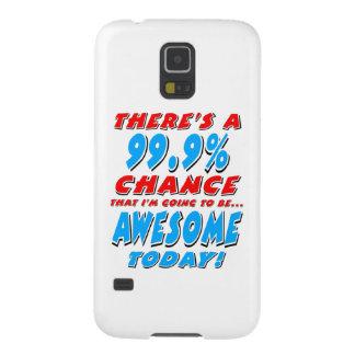 Carcasa Galaxy S5 99,9% El IR A SER IMPRESIONANTE (negro)