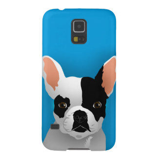Carcasa Galaxy S5 Arte del dogo - dogo francés