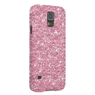 Carcasa Galaxy S5 Brillo glamoroso de Bubblegum