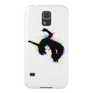 Carcasa Galaxy S5 Diversión del salto mortal hacia atrás