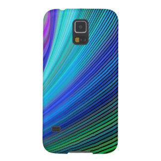 Carcasa Galaxy S5 El practicar surf en una onda mágica