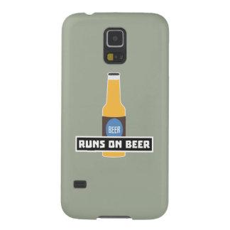 Carcasa Galaxy S5 Funcionamientos en la cerveza Z7ta2
