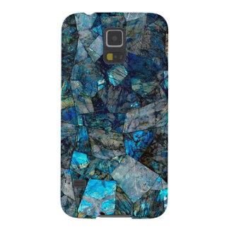 Carcasa Galaxy S5 Galaxia abstracta artsy S5 de Samsung de las gemas