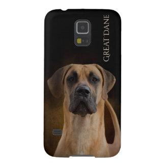 Carcasa Galaxy S5 Great dane Samsung llama por teléfono a la