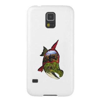 Carcasa Galaxy S5 La tendencia del Sockeye