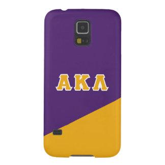 Carcasa Galaxy S5 Letras alfa del Griego de la lambda el | de Kappa