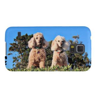 Carcasa Galaxy S5 Lixiviación - caniches - Romeo Remy