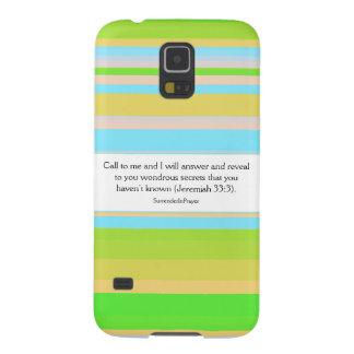 Carcasa Galaxy S5 Llamada en dios
