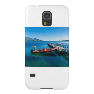 Carcasa Galaxy S5 Macho del aterrizaje y barco de la velocidad