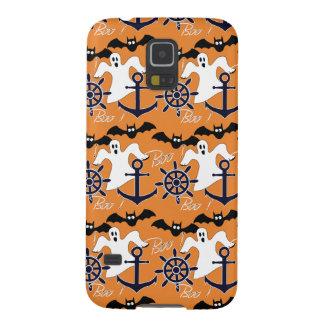 Carcasa Galaxy S5 Modelo náutico de Halloween