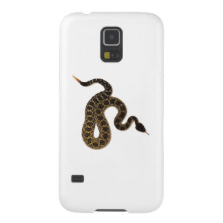 Carcasa Galaxy S5 Mordeduras venenosas