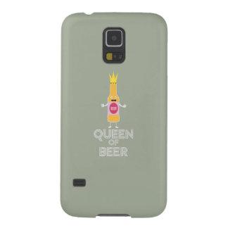 Carcasa Galaxy S5 Reina de la cerveza Zh80k