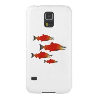 Carcasa Galaxy S5 Reunión de los salmones