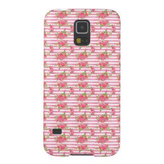 Carcasa Galaxy S5 Rosas rojos de la acuarela