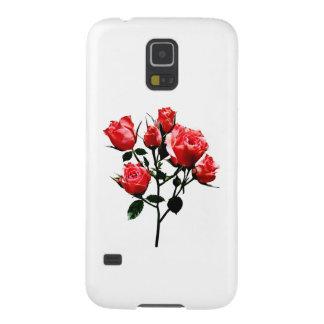 Carcasa Galaxy S5 Rosas rosados oscuros del bebé