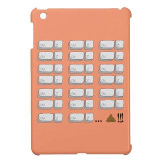 Carcasa iPad original y divertida CTRL-Z
