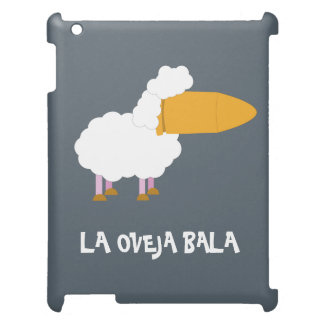 Carcasa iPad original y divertida OvejaBala