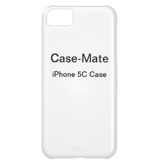 Carcasa iPhone 5C Haga su propio caso del iPhone 5C de la casamata