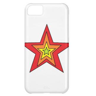 Carcasa iPhone 5C iPhone 5C, arte de la caja del teléfono de