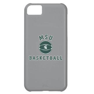 Carcasa iPhone 5C Universidad de estado del baloncesto el | Michigan