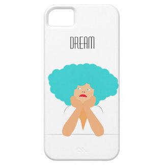 Cárcasa móvil diseño ChicaDream iPhone 5 Case-Mate Coberturas