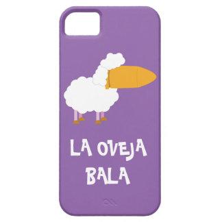 Carcasa móvil diseño divertido OvejaBala iPhone 5 Protectores