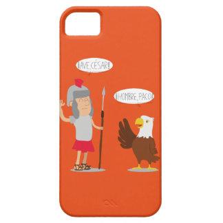 Carcasa móvil diseño original y divertido AveCésar iPhone 5 Case-Mate Coberturas
