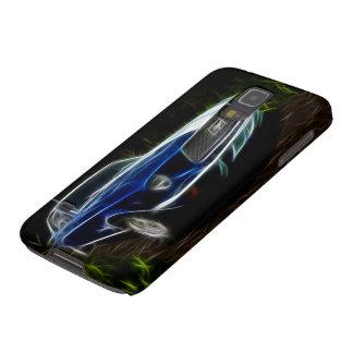 Carcasa Para Galasy S5 Relámpago del coche