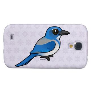 Carcasa Para Galaxy S4 Birdorable California Fregar-Jay
