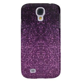 Carcasa Para Galaxy S4 Caja púrpura 2 de la mota del punto