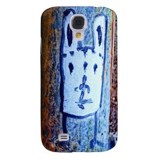 Carcasa Para Galaxy S4 Conejo de la pintada