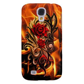 Carcasa Para Galaxy S4 dragón subió de amor