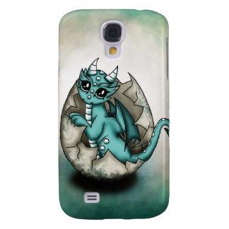 Carcasa Para Galaxy S4 Dragonbaby en huevo