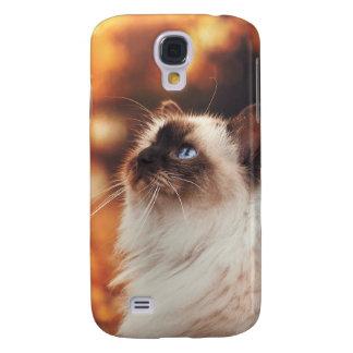 Carcasa Para Galaxy S4 Gato