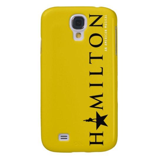 Carcasa Para Galaxy S4 Hamilton style