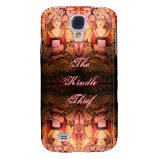 Carcasa Para Galaxy S4 La caja de la galaxia S4 de Samsung del ladrón 2