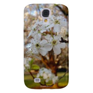 Carcasa Para Galaxy S4 La primavera del árbol florece la caja de la