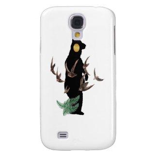 Carcasa Para Galaxy S4 Libere para ser salvaje